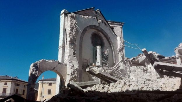 Resultado de imagen de norcia's earthquake  october 2016