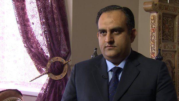 Lutfur Rahman Ahmadi