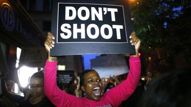 Protesta racial