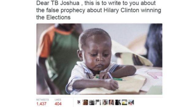 Walioshangazwa na hatua ya TB Joshua