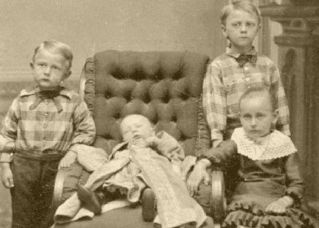 Victoria devri çocukları