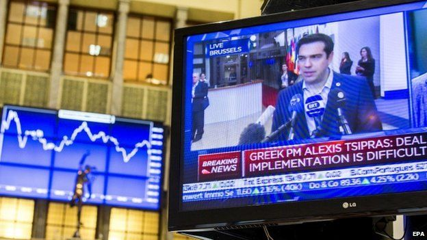 Greece debt crisis: What's the deal?