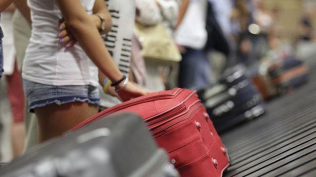 Despacho de bagagem