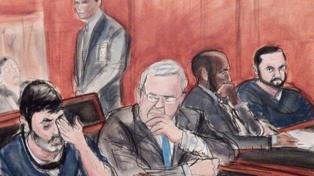 Ilustración del juicio