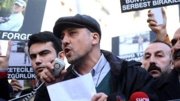Gazeteci Ahmet Şık