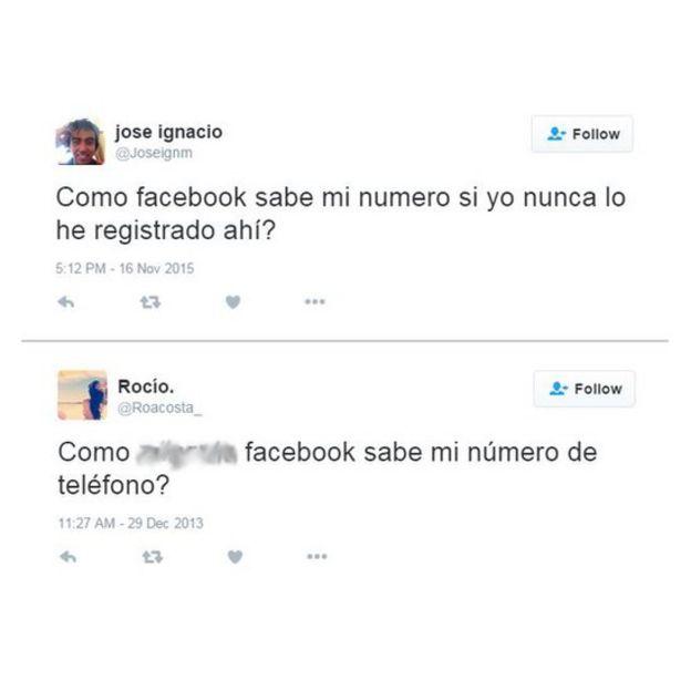 ¿Por qué Facebook sabe tu número de teléfono y cómo los extraños pueden usarlo para identificarte?