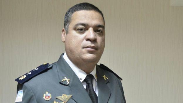 Major Rogério Lima