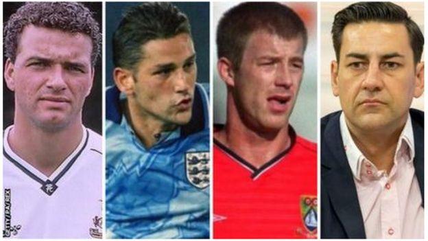 Mantan pemain sepakbola Inggris