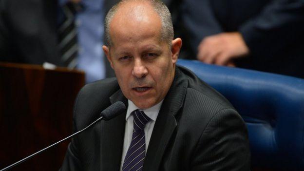 Depoimento de Antônio Carvalho foi questionado pela defesa de Dilma