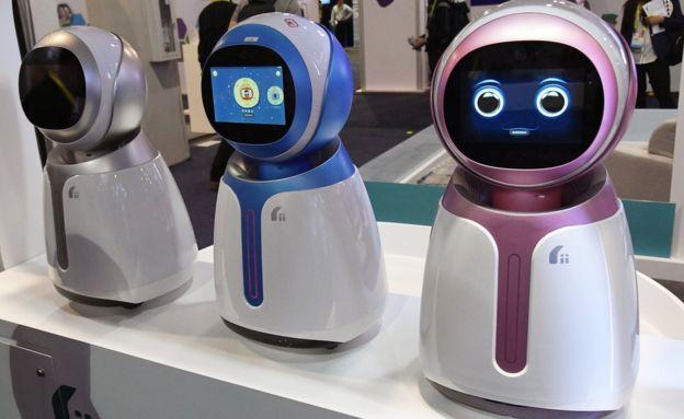 Kikoo robots for kids
