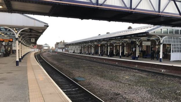 Selby station