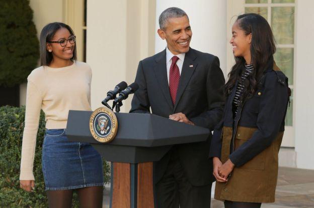 Malia Obama oo midig taagan ayaa waxbarasho degree ah ka bilaabi doonta jaamacadda Harvard University qaybta dambe ee sanadkan