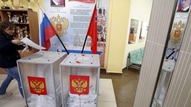 Rusya seçimleri