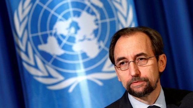 Kamishna Zeid Raad al-Hussein