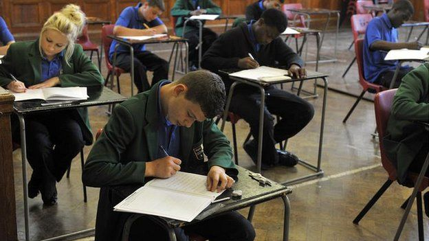 nervous about tests or exams Furthermore, students are well aware of the fact that test scores have  has made  students feel increasingly more anxious and competitive.
