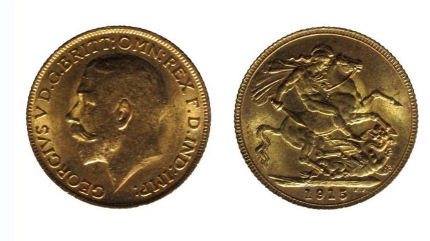 The youngest coin