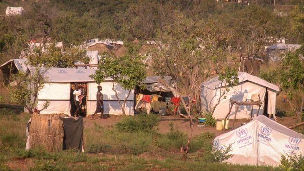 Campamento de refugiados de Bidi Bidi