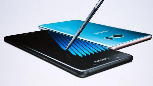Samsung oo dib u sii dhigtay suuq gaynta Galaxy Note 7