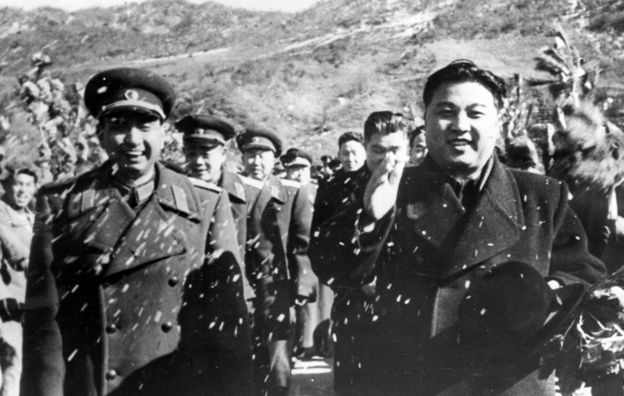 history of the korean war that lasted from 1950 to 1953 The korean war 1950-1953  given the momentum of the north korean advance and the general unpreparedness of  after 6 november a comparative lull lasted for.