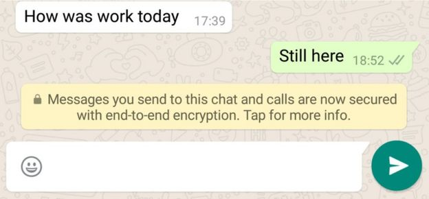 Whatsapp adds end-to-end encryption ilicomm Technology Solutions