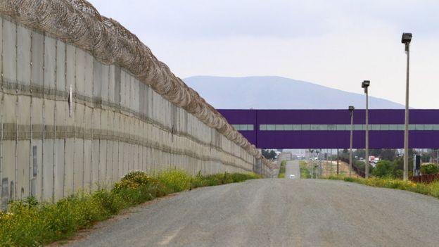 4 efectos que tendr a el muro que trump propone en la frontera for Muralla entre mexico y guatemala