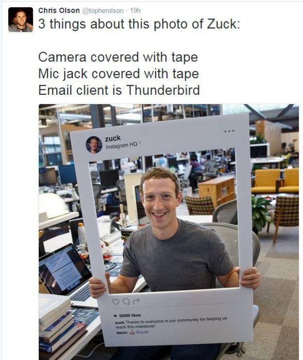 Zuckerberg celebra los 500 millones de usuarios de Instagram