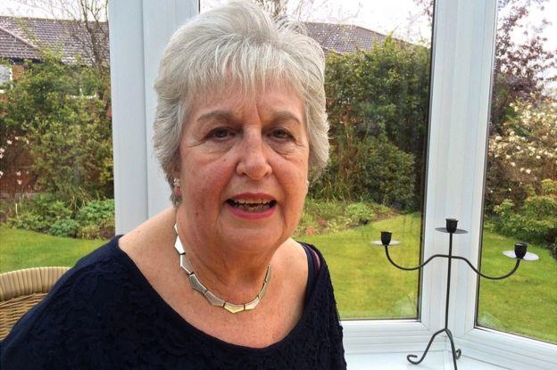 Jane Brookes (nee Nassau)