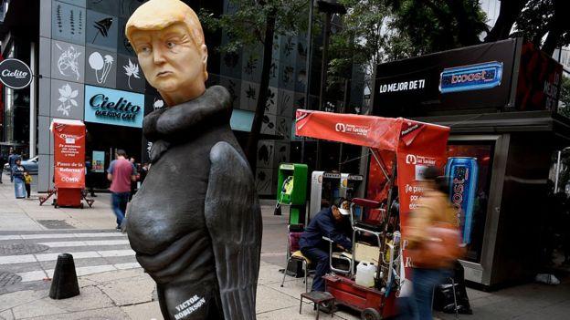 Disfraz de Trump