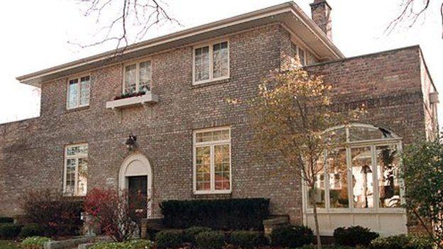 Casa de infância de Hillary Clinton