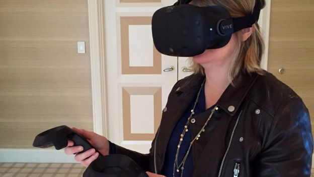 CES 2016: HTC Vive virtual reality headset gets upgraded ilicomm Technology Solutions