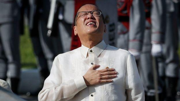 Presidente Benigno Aquino 3º
