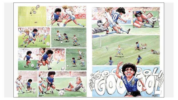 Gol de Maradona