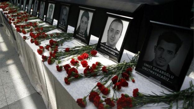 O atentado no aeroporto de Istambul deixou 46 mortos e centenas de feridos
