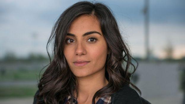 Aiysha Hart plays Rash's sister Leila
