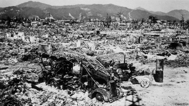 the bombing of hiroshima to end Barack obama will become the first us president to visit hiroshima in japan later this month, but he will not apologize for the united states' dropping of an atomic bomb on the city at the end of world war two, the white house said on tuesday.