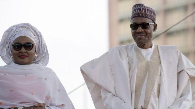 The First Couple of Nigeria
