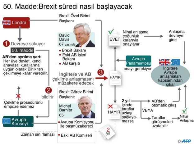 Brexit süreci nasıl işleyecek