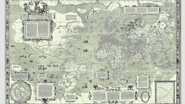 Mapa Mercator