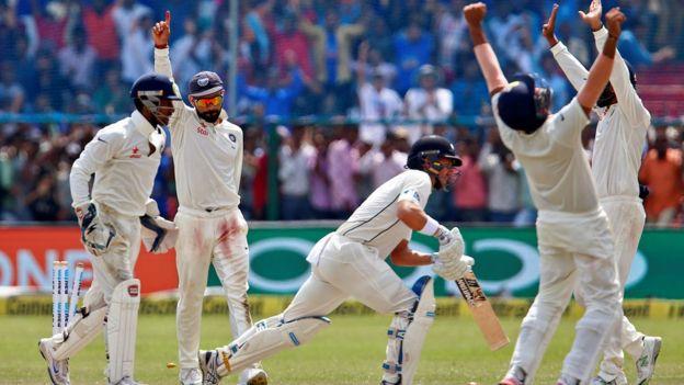 टीम इंडिया 500वी टेस्ट जीत