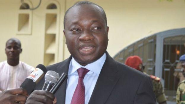 Tchad : Idriss Deby limoge son  ministre des Finances (photo)