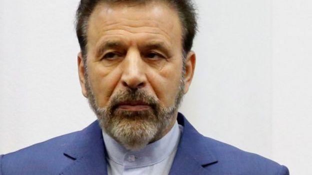 İran teknoloji bakanı Mahmud Vaezi