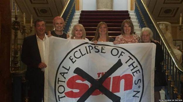 Alan Parkinson, Emily Heywood, Jenni Hicks, Margaret Aspinall, Sue Roberts and Rose Kirby