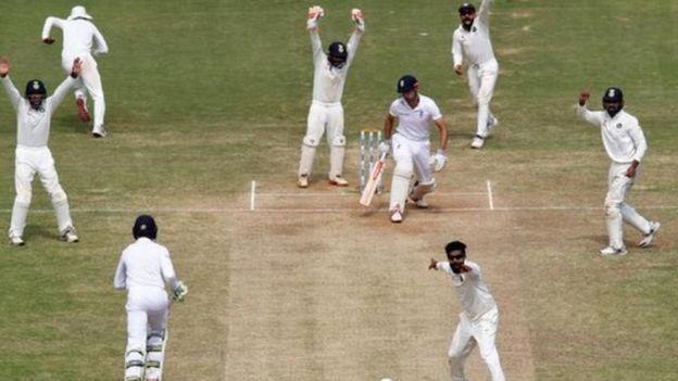 இங்கிலாந்து அணியை 4-0 என்ற வென்ற இந்திய அணி