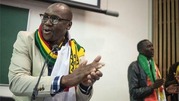 zimbabwe, robert mugabe, evan mawarire