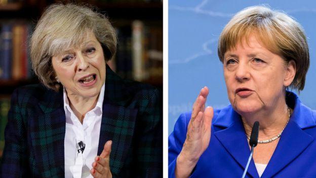 May y Merkel