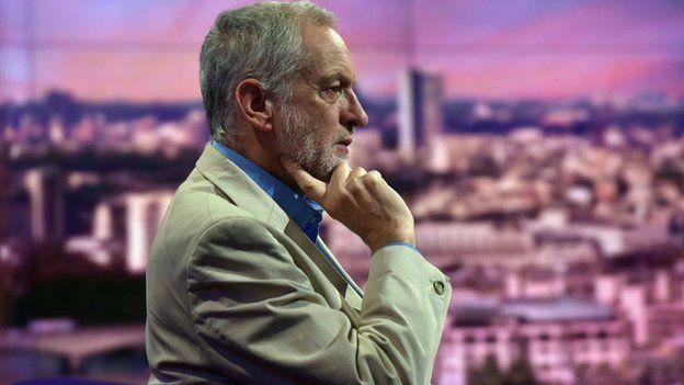 CWU backs Corbyn 'to oust Blairites'...