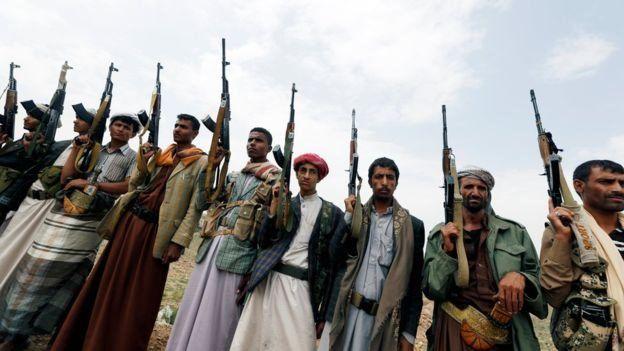 Dagaalka Yemen: Waddamada hubka iibiya ayaa lagu eedeynayaa hubka ay ka iibiyeen Sacuudiga oo dagaal ka wada Yemen…..
