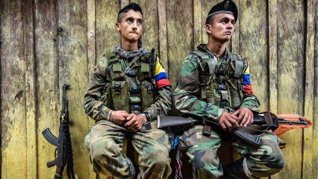Gobierno de Colombia y FARC llegan a acuerdo para cese el fuego bilateral y definitivo