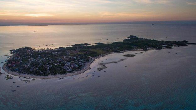 Malapascua, nas Filipinas