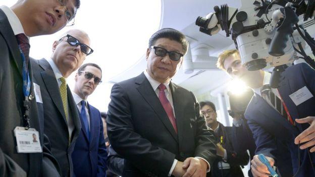 Mr Xi, George Osborne and the Duke of York